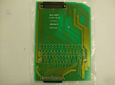 New j-6391-180-a extension board