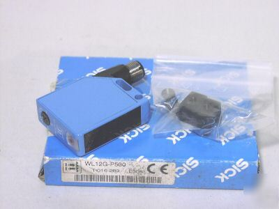 New sick WL12G-P530 proximity WL12GP530 1016289