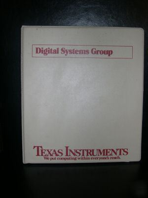 Texas instruments flushmount recorders operation and