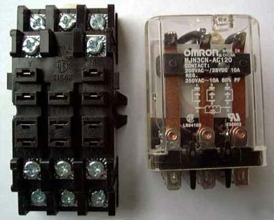 11 pin omron hvac relay