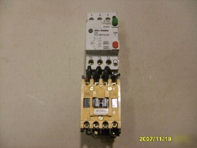140-mn-0250 100-A09ND3 140-DC1 assembly motor starter