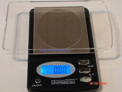 Electronic test equipment - 0.01 gram digital lab scale