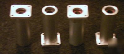 Linear bearings / freelon lined
