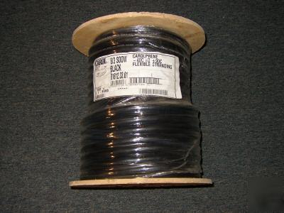 New 8/3 soow electrical wire / cable 8AWG 3C 70FT