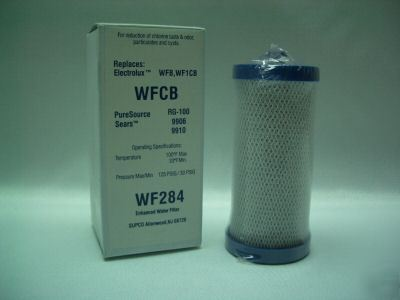New brand enhanced water filter replacement WF284 save