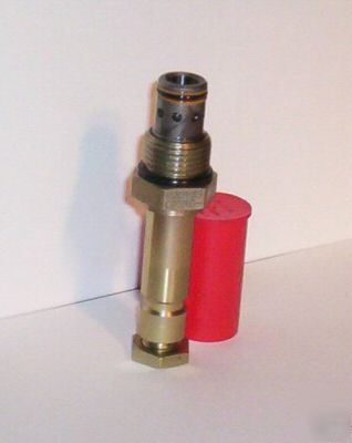 New compact controls solenoid cartridge valve CP510-1
