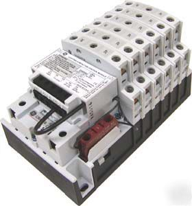 New ge 12 pole mech. held lighting contactor CR460B