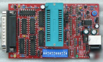 PCB5.0 lite willem eprom programmer bios pic from usa