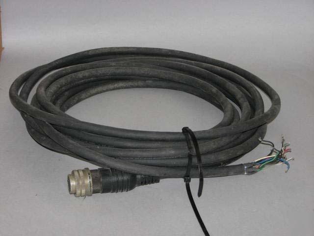 Allen bradley servo motor cable 1326 cbu 30 for Allen bradley servo motor cables