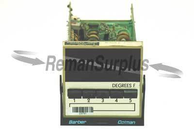 Barber colman DB21-00016-000-1-00 temperature indicator