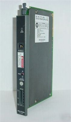 Like new allen bradley 1771-P4S /b | power supply * *