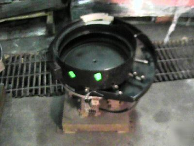 Moorfeed vibratory parts feeder bowl automation 12