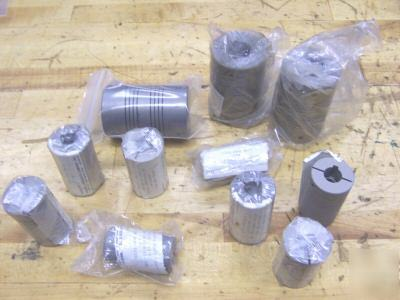 Motion industries helical flexible shaft couplings