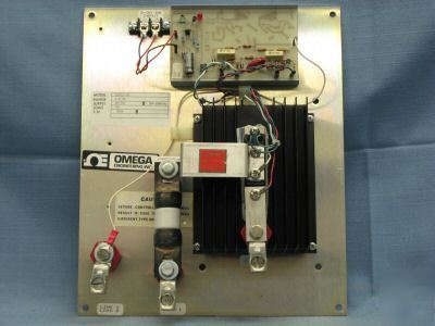 Omega single phase controller SCR71Z-475