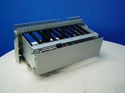 Orbotech card rack w/ 16 slots - used