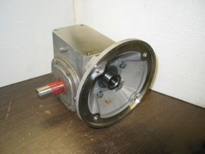 5.57 hp 350 rpm boston / baldor stainless gear reducer
