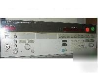 Hewlett packard 8673G synthesized cw generator