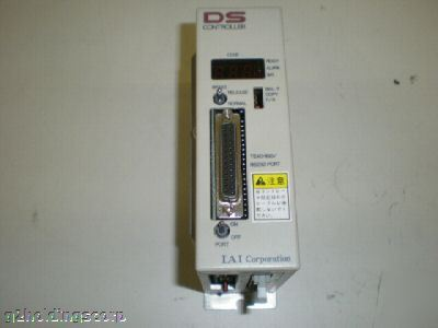 Iai ds controller model # ds-s-C1