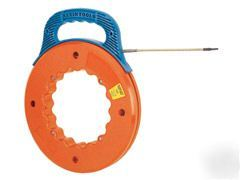 Klein tools 50161 klein-lite® non-metal fish tape, 50'