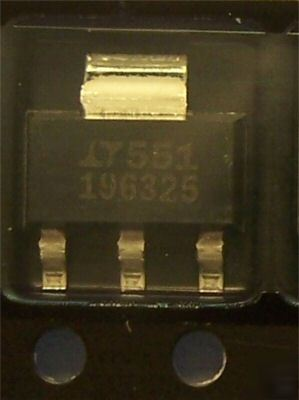 Linear technology LT1963 smd