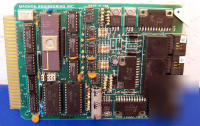 Magnon engineering 1-axis closed loop smc, std bus card