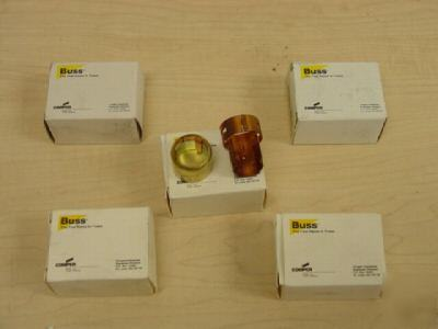 New (5) buss fuse fit 663-r, . =