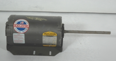 New baldor long shaft 208-230/240 3PH electric motor.