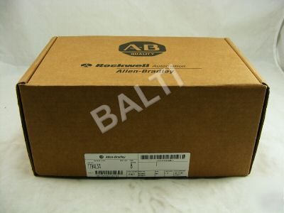 New * sealed* allen bradley ab 1794-L34 /b 1794L34 flex