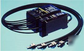 Omron 4-channel fiber optic amplifier # E3X-NM11