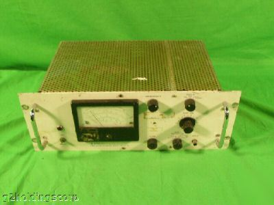 Prd etronics inc. type 277 br standing wave amplifier