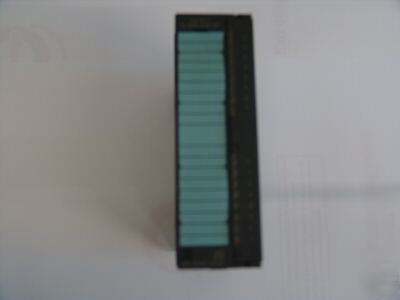 S7-300 SM321 plc 16 point dc input 6ES7 321-1BH02-0AA0