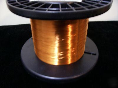 1000 ' # 25 copper magnet tesla coil radio tattoo wire