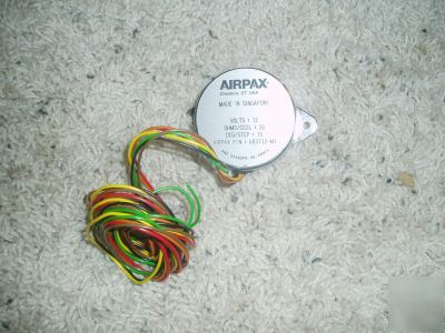 12 v airpax stepper motor