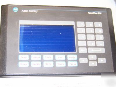 Allen-bradley 2711-B5A2 550 touch screen(package deal)