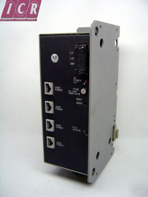 Allen bradley PLC5 1771-PS7 ser. a power supply