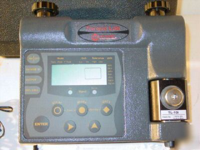 Mountz inc tl-10I torque-lab analyzer 1-10 lbf/in range