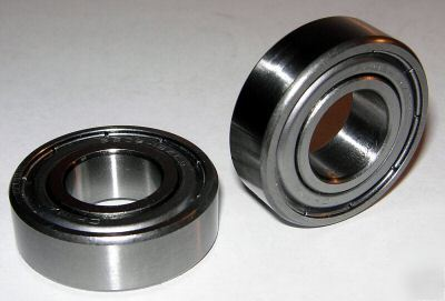 New 6202Z-16 shielded ball bearings, 16X35 mm bearing