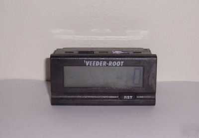 Veeder-root model A103-000 totalizer