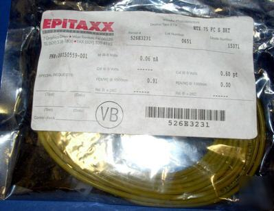 00750559-001 fiber optic cable by epitaxx nos
