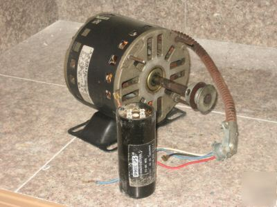 1/2 electric motor a.o.smith with starter