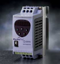 Bardac inverter speed variable frequency drive 2 hp