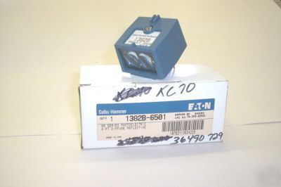 Cutler-hammer & opcon 1382B-6501 photo proximity sensor