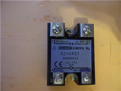 Gordos solid state relay G240A25