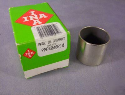 Ina plain bearing permaglide PAP4040P10 ____________Z18