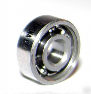 New 693 open ball bearings, 3X8, 3 x 8 x 3 mm,