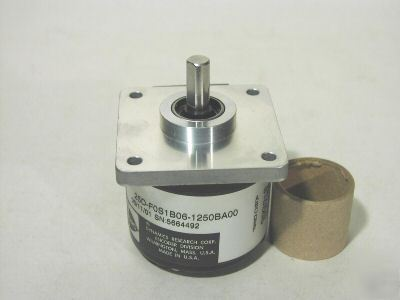 New dynamics research 25D-F0S1B06-1250BA00 encoder