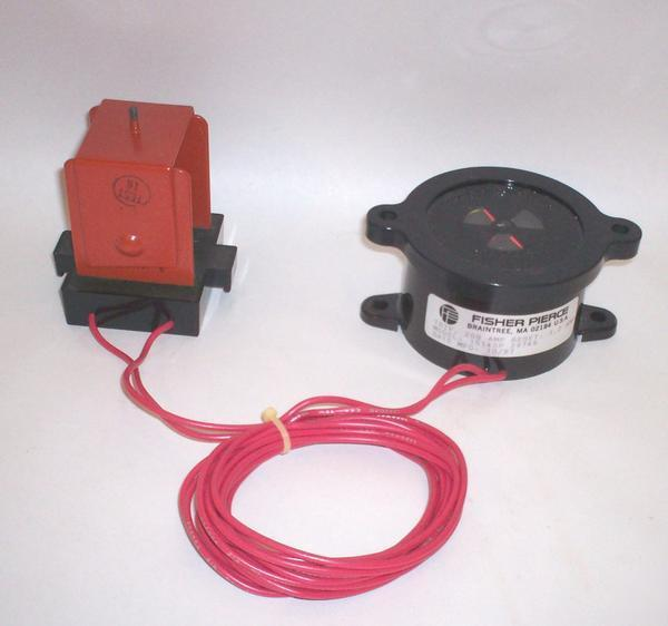 New fisher pierce line current fault indicator 200 amp