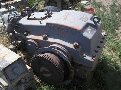 Philadelphia gear reducer 4215 305 hp 25.8 ratio