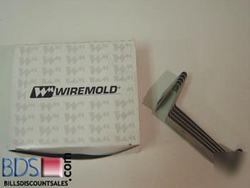 Wiremold wire clip plated c#G400WC