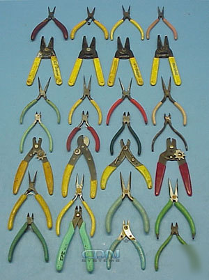 28 hand tools electrical pliers cutters xcelite klein